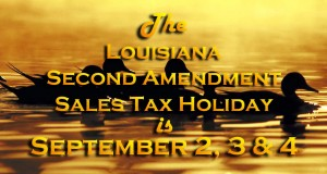 2011-Louisiana-2nd-Amendment-Sales-Tax-Holiday