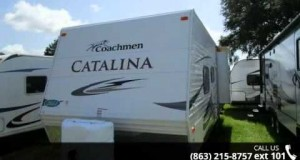 2011 Catalina 24FBS  – Camping World of Winter Garden – W…