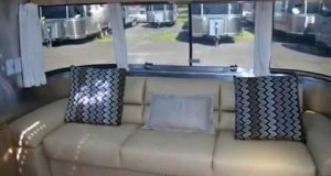 2012 Airstream Flying Cloud 30′ Sofa Camping Trailer For Travel Luxury Rving