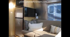 2014 Airstream Flying Cloud 25B Queen Travel Trailer Camping Glamping Luxury