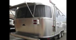 2014 Airstream Land Yacht 28FB Exotic Luxury Travel Trailer Camping RV Glamping