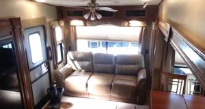 2015 Sabre Silhouette 284RSKS Luxury 5th Wheel at Camp-Out RV in Stratford