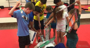 2015 Summer Camp For Kids in Southlake TX – Medieval Week