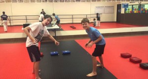 2015 Summer Camp For Kids in Southlake TX – Board Breaking Week