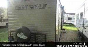 2016 Grey Wolf 26DBH  – Camping World of Winter Garden – …