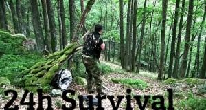 24h Survival Training – Durstig im Schwarzwald (Folge 1) //  Benjamin Claussner (Outdoor HD Video)