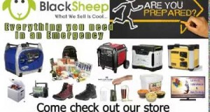 Everything-you-need-for-emergencies-portable-generator-survival-camping