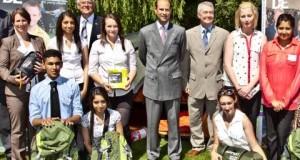 HRH-The-Earl-of-Wessex-Duke-of-Edinburgh-award-Vango-Presentation-The-Camping-and-Caravanning-Club