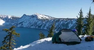 Snow-Camping-at-Crater-Lake-National-Park