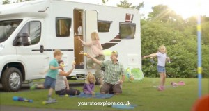 Yours-to-Explore-The-Camping-and-Caravanning-Club-TV-Advert-20141