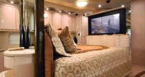A Beautiful Luxury Bus That Takes Camping To A New Level