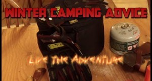 A few winter camping tips/advice and tools
