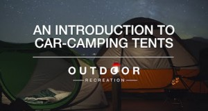 Amazon Outdoor Recreation: An Introduction to Car-Camping Tents