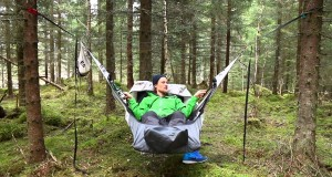 Amok Equipment – Draumr™ camping hammock (introduction)