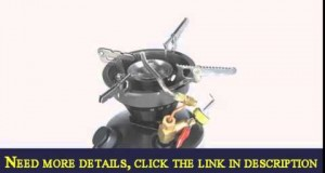 Anself Portable Super-power One-piece Outdoor Gasoline Stove For Camping Picnic Hiking