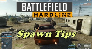 Battlefield Hardline – Camping the Objective, Spawning Correctly – Hints & Tips