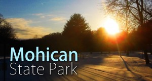 Behind the Scenes – Winter Camping at Mohican State Park