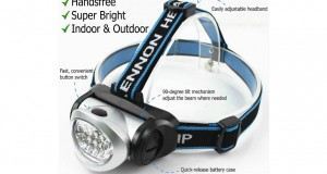Best led headlamp For Indoor Outdoor Activity || Great for Camping,Running,Kids,Reading – Aennon led