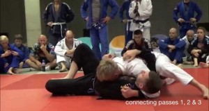 Big Pressure at BJJ Globetrotters Summer Camp 2015