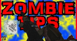 "Black Ops 2 Zombies Tips ""Die Rise EPIC Camping Spot"""