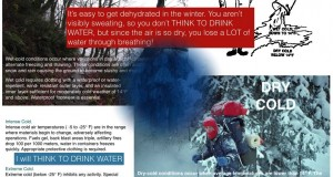Boy Scout Winter Camping Tips