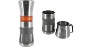 Brunton Flip-N-Drip coffee maker
