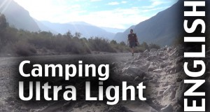 BurgmanChileTV – Ultra Light Solo Camping – Gear and Tips – English