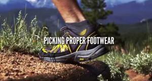 Cabela's XPG: How To Pick Footwear