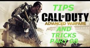 Call of Duty: Advanced Warfare Tips & Tricks Part 08. Ultimate Camping Class Setup
