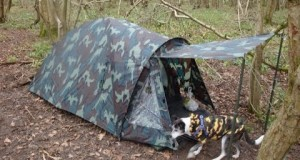 CAMO TENT – WINDY WOODS CAMP OUT Fire, Food, 300 Meet Location Recce
