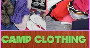 Camp Clothing Ideas