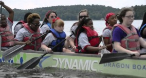 Camp for Visually-Impaired Kids