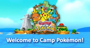 Camp Pokermon – Free Game for Kids (iOS: iPhone, iPad) – Gameplay Review
