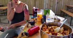 Camp Stove Potluck – Outdoor Cooking!