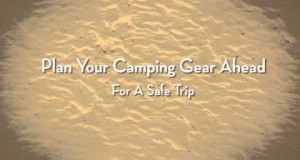 Camping Equipment Gear-Lets Go Camping