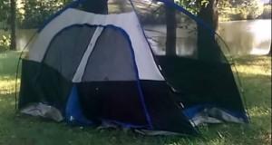 Camping fail!!!!