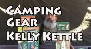 Camping Gear Review – Kelly Kettle Survival & Camping Stove