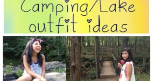 Camping/ Lake Day outfit ideas