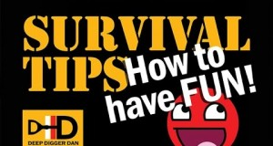 Camping Survival Tips & How To Have Fun