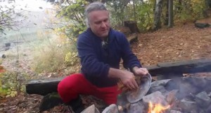 Camping Tip – Cleaning Dirty Plates