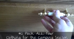 #Camping Tips and Tricks for Beginners