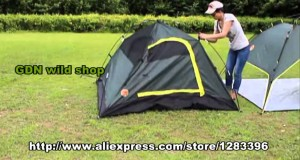 Camping Tips from GDN-How to set up a tent and receive a tent
