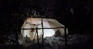 Canada Winter Camping