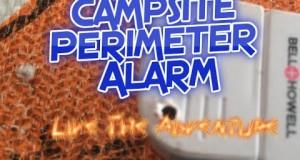 Cheap Outdoor Camp Perimeter Alarm
