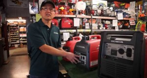 Choose the Right Honda Generator for RV camping and Tailgating