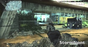 COD Ghosts Cool Glitch/Hiding/Camping Spots Tutorial