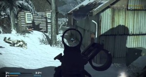 CoD Ghosts – Corner Camping is Cool