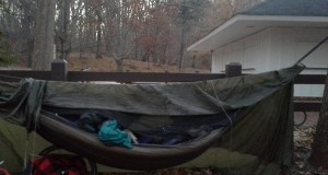 Cold weather bicycle camping/touring equipment list