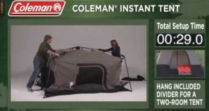 Coleman 8 Person Instant Tent Review – Best Camping Tents