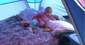Cool Camping Baby